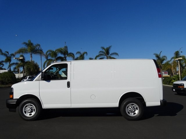 2020 Chevrolet Express 2500 4x2, Adrian Steel Upfitted Cargo Van #201909 - photo 3