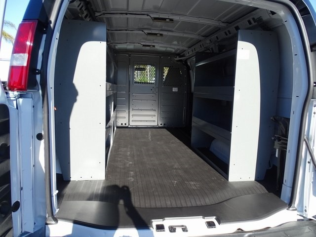 2020 Chevrolet Express 2500 4x2, Adrian Steel Upfitted Cargo Van #201909 - photo 2