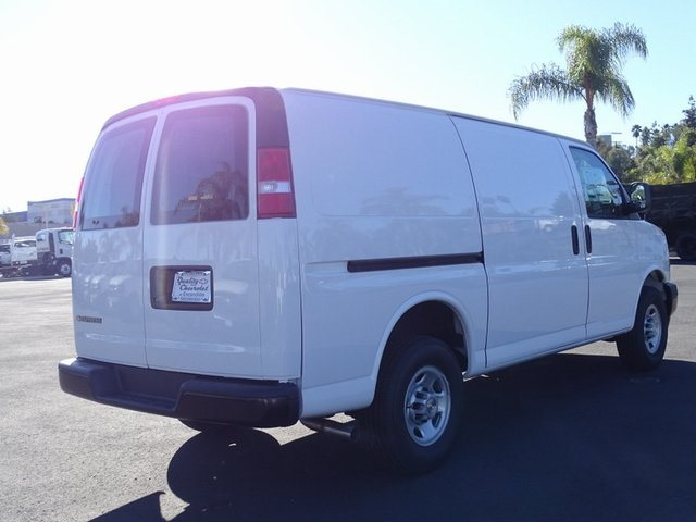 2020 Chevrolet Express 2500 4x2, Adrian Steel Upfitted Cargo Van #201909 - photo 6