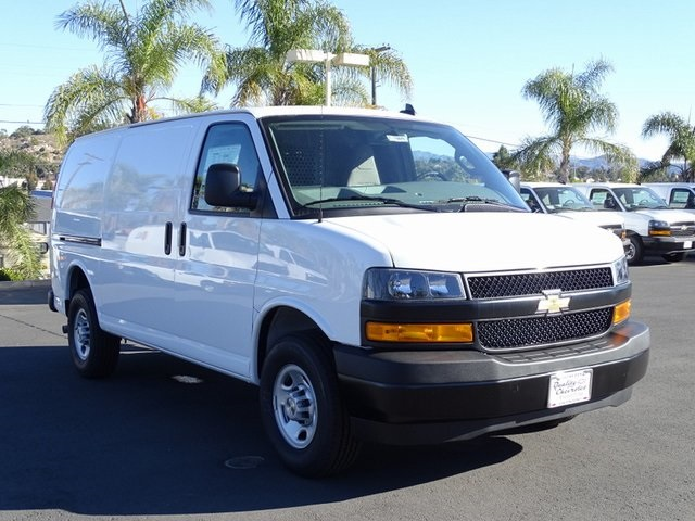 2020 Chevrolet Express 2500 4x2, Adrian Steel Upfitted Cargo Van #201909 - photo 7