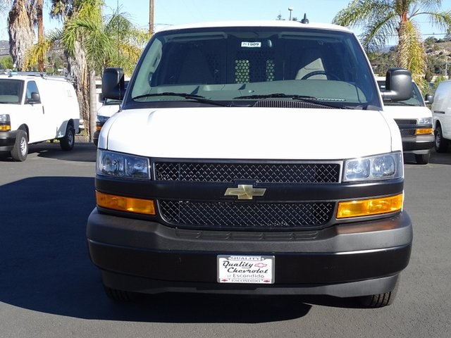 2020 Chevrolet Express 2500 4x2, Adrian Steel Upfitted Cargo Van #201909 - photo 8