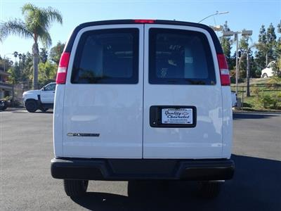 2020 Chevrolet Express 2500 4x2, Adrian Steel Upfitted Cargo Van #201909 - photo 5