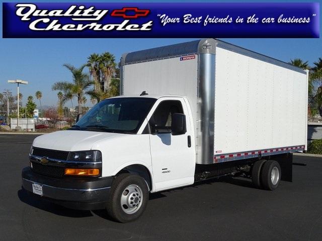 2020 Chevrolet Express 4500 DRW 4x2, Morgan Cutaway Van #201927 - photo 1