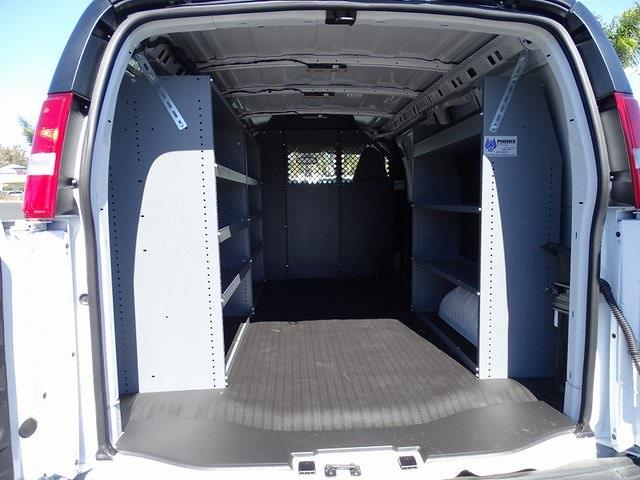 2020 Chevrolet Express 2500 4x2, Masterack Upfitted Cargo Van #201945 - photo 1