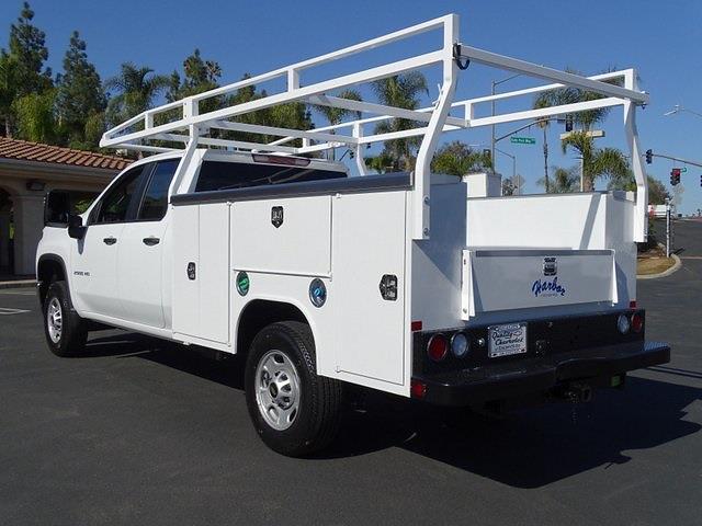 2020 Chevrolet Silverado 2500 Double Cab 4x2, Harbor Service Body #201950 - photo 1