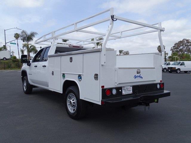 2020 Chevrolet Silverado 2500 Double Cab 4x2, Harbor Service Body #201951 - photo 1