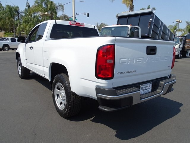 2021 Chevrolet Colorado Extended Cab 4x2, Pickup #210055 - photo 1