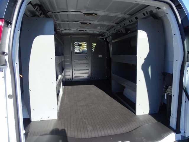 2021 Chevrolet Express 2500 4x2, Adrian Steel Upfitted Cargo Van #210616 - photo 2