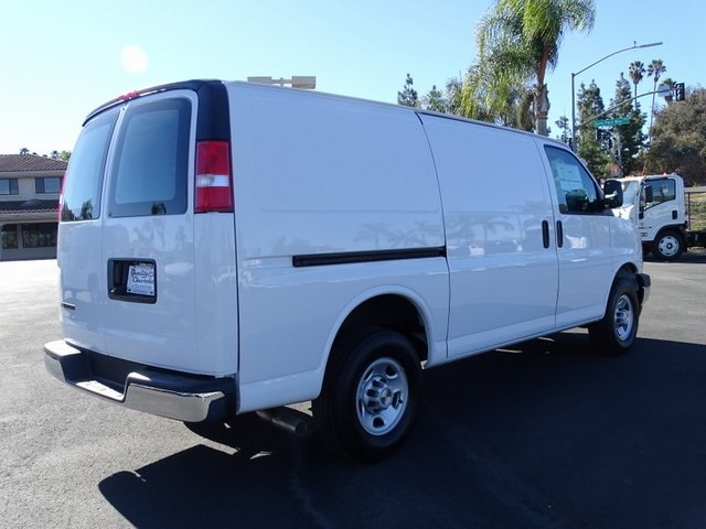 2021 Chevrolet Express 2500 4x2, Adrian Steel Upfitted Cargo Van #210616 - photo 6