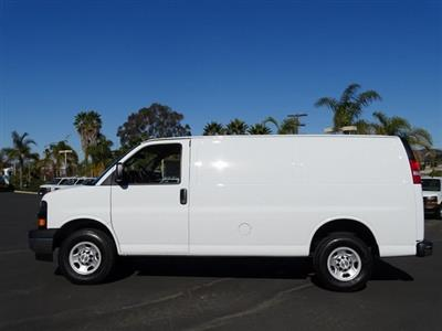 2021 Chevrolet Express 2500 4x2, Adrian Steel Upfitted Cargo Van #210616 - photo 3