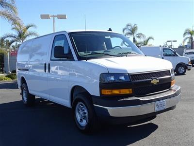 2021 Chevrolet Express 2500 4x2, Adrian Steel Upfitted Cargo Van #210616 - photo 7