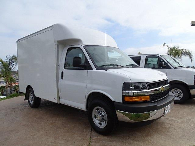 2021 Chevrolet Express 3500 4x2, Supreme Spartan Cargo Cutaway Van #210942 - photo 5