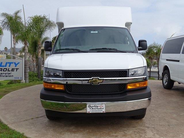 2021 Chevrolet Express 3500 4x2, Supreme Spartan Cargo Cutaway Van #210942 - photo 6