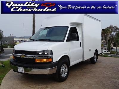 2021 Chevrolet Express 3500 4x2, Supreme Spartan Cargo Cutaway Van #210942 - photo 1