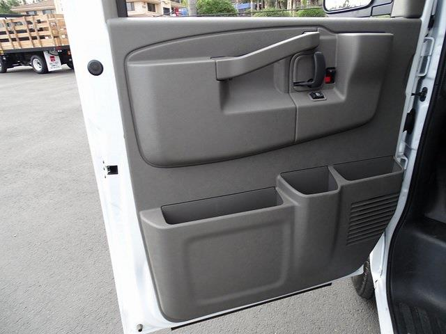 2021 Chevrolet Express 3500 4x2, Supreme Spartan Cargo Cutaway Van #210943 - photo 21