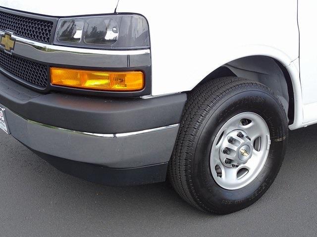 2021 Chevrolet Express 3500 4x2, Supreme Spartan Cargo Cutaway Van #210943 - photo 8