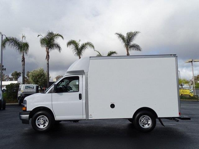 2021 Chevrolet Express 3500 4x2, Supreme Spartan Cargo Cutaway Van #210983 - photo 3