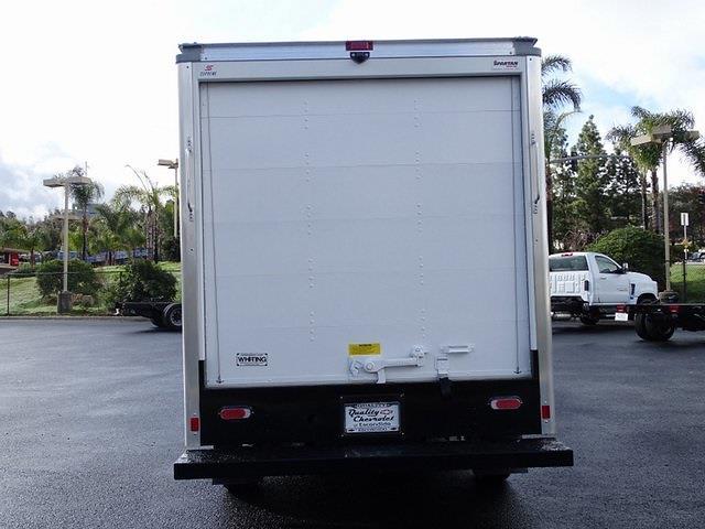 2021 Chevrolet Express 3500 4x2, Supreme Spartan Cargo Cutaway Van #210983 - photo 4