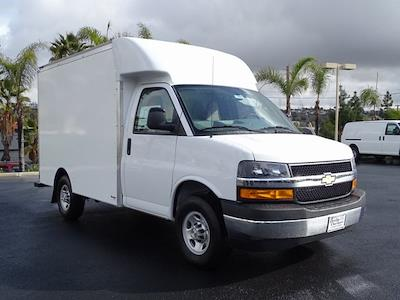 2021 Chevrolet Express 3500 4x2, Supreme Spartan Cargo Cutaway Van #210983 - photo 6