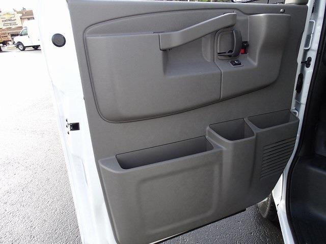 2021 Chevrolet Express 2500 4x2, Adrian Steel Upfitted Cargo Van #210984 - photo 23