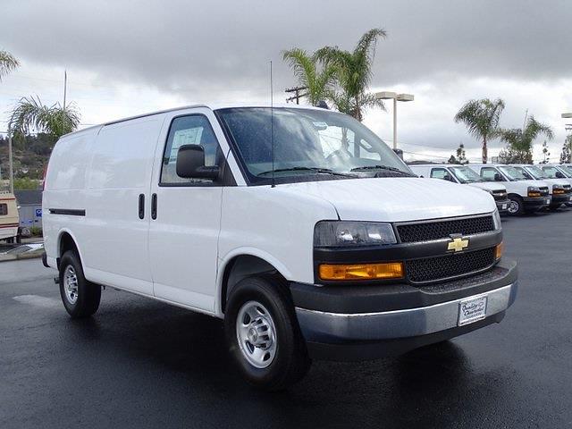 2021 Chevrolet Express 2500 4x2, Adrian Steel Upfitted Cargo Van #210984 - photo 7