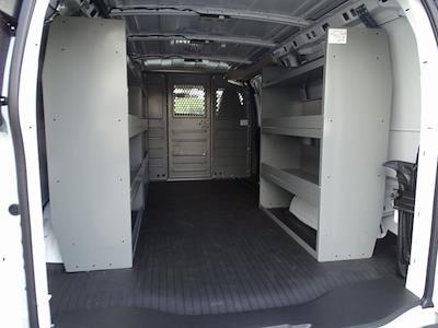 2021 Chevrolet Express 2500 4x2, Adrian Steel Upfitted Cargo Van #210984 - photo 2