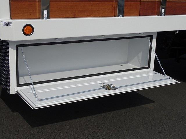 2021 Chevrolet Silverado 6500 Regular Cab DRW 4x2, Scelzi WFB Stake Bed #211279 - photo 11