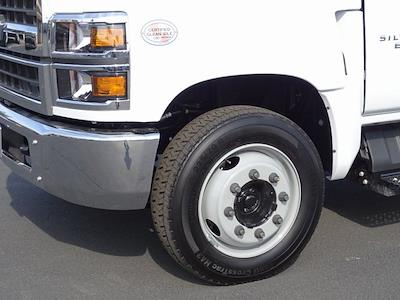 2021 Chevrolet Silverado 6500 Regular Cab DRW 4x2, Scelzi WFB Stake Bed #211279 - photo 8