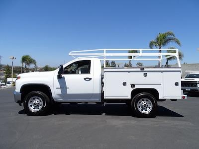 2021 Chevrolet Silverado 3500 Regular Cab 4x2, Scelzi Signature Service Body #211372 - photo 3