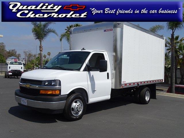 2021 Chevrolet Express 3500 4x2, Morgan Cutaway Van #211434 - photo 1