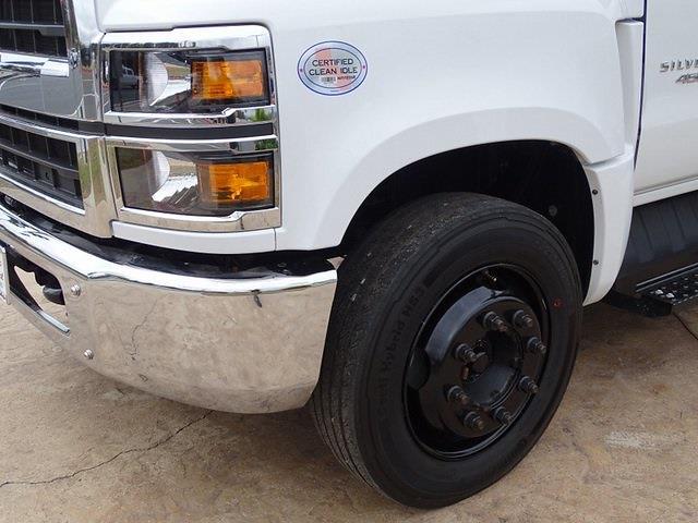 2021 Chevrolet Silverado 4500 Regular Cab DRW 4x2, Knapheide Stake Bed #211478 - photo 8