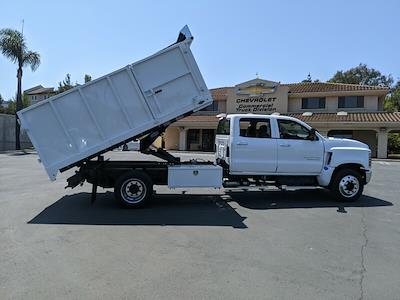 2021 Silverado 5500 Crew Cab DRW 4x2,   #211566 - photo 14