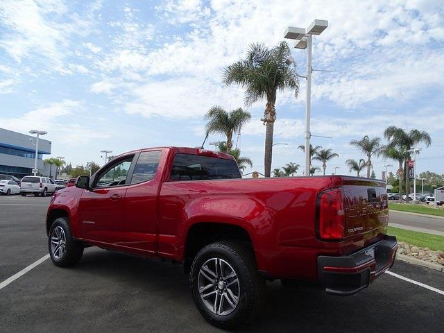 2021 Chevrolet Colorado Extended Cab 4x2, Pickup #211838 - photo 1