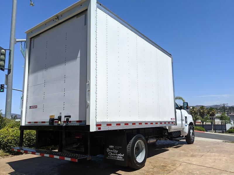 2021 Chevrolet Silverado 6500 Regular Cab DRW 4x2, Morgan Dry Freight #211962 - photo 1