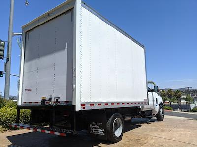 2021 Silverado 6500 Regular Cab DRW 4x2,  Morgan Truck Body Gold Star Dry Freight #211962 - photo 2