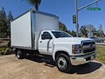 2021 Silverado 6500 Regular Cab DRW 4x2,  Morgan Truck Body Gold Star Dry Freight #211962 - photo 1