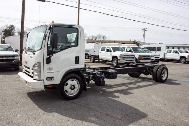 2017 LCF 5500XD Regular Cab 4x2,  Cab Chassis #FK02294 - photo 9