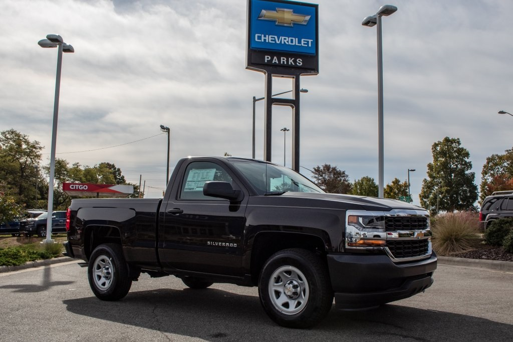 2018 Silverado 1500 Regular Cab 4x2,  Pickup #FK1425P - photo 9