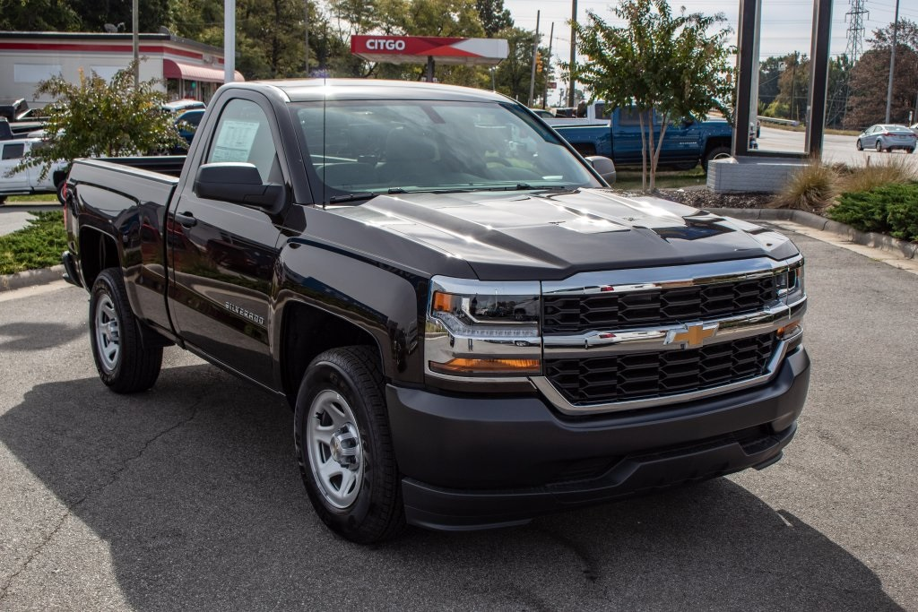2018 Silverado 1500 Regular Cab 4x2,  Pickup #FK1425P - photo 10