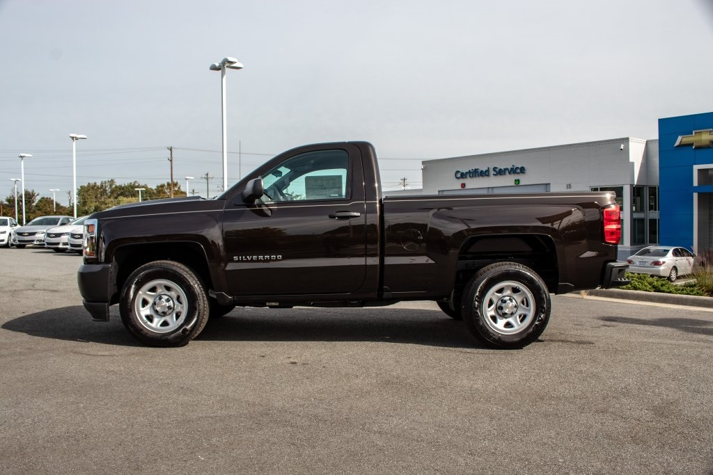 2018 Silverado 1500 Regular Cab 4x2,  Pickup #FK1425P - photo 3