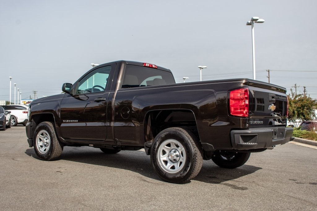 2018 Silverado 1500 Regular Cab 4x2,  Pickup #FK1425P - photo 2
