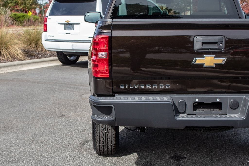 2018 Silverado 1500 Regular Cab 4x2,  Pickup #FK1425P - photo 4