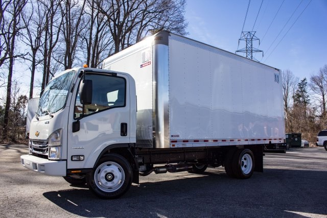 2016 LCF 4500HD Regular Cab 4x2,  Morgan Dry Freight #FK1520 - photo 3