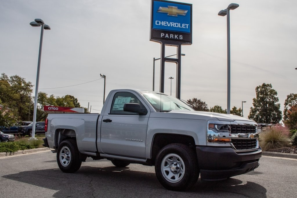 2018 Silverado 1500 Regular Cab 4x2,  Pickup #FK3381P - photo 9