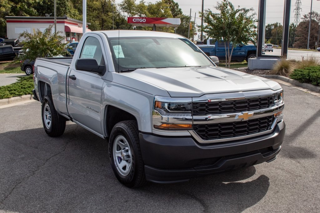 2018 Silverado 1500 Regular Cab 4x2,  Pickup #FK3381P - photo 10