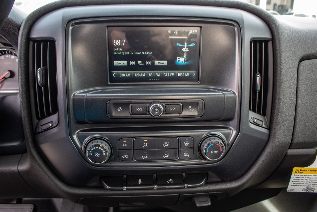 2018 Silverado 1500 Regular Cab 4x2,  Pickup #FK3381P - photo 23