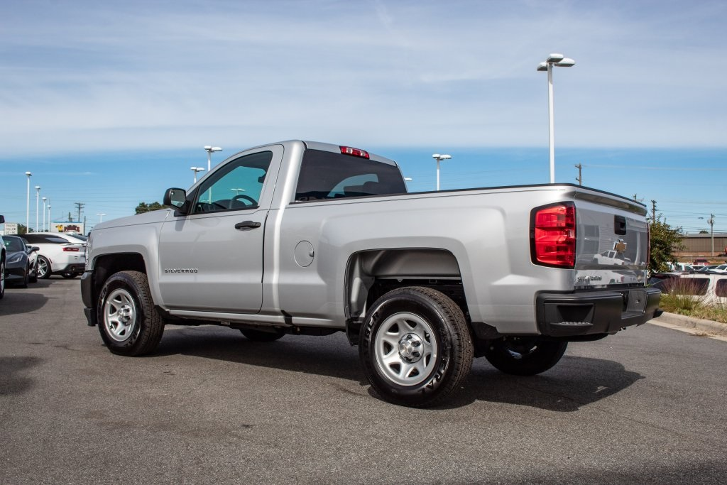 2018 Silverado 1500 Regular Cab 4x2,  Pickup #FK3381P - photo 2