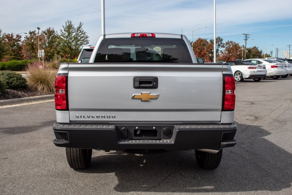 2018 Silverado 1500 Regular Cab 4x2,  Pickup #FK3381P - photo 5