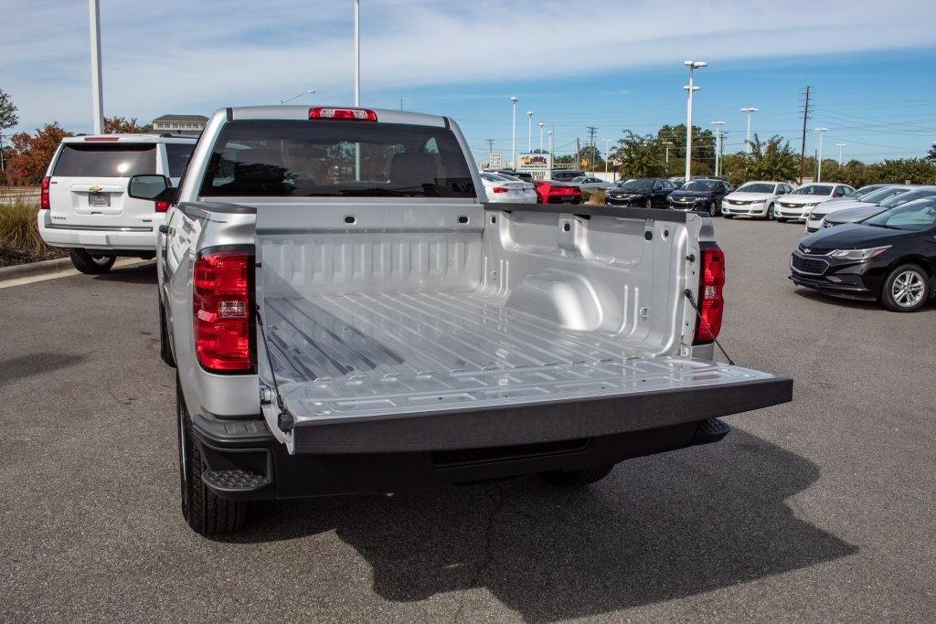 2018 Silverado 1500 Regular Cab 4x2,  Pickup #FK3381P - photo 6