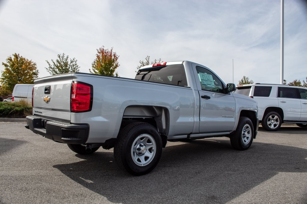 2018 Silverado 1500 Regular Cab 4x2,  Pickup #FK3381P - photo 7